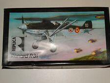 Replica Models - Renard R31 Belgian 2 seat WW II Light Bomber 1/72