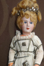 Antique Bisque Jumeau Doll French Great Ladies Series
