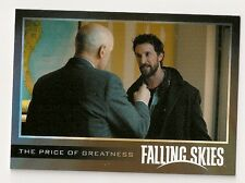 2013 FALLING SKIES PREMIUM PACK BASE CARD #27 THE PRICE OF GREATNESS