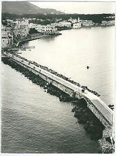 1940ca ISOLA D'ISCHIA foto d'epoca originale Napoli