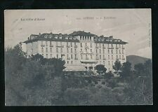 France Cote d'Azur Hyeres Sport GOLF Hotel used 1911 PPC
