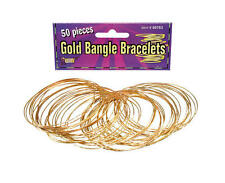 Gold Bangles Bollywood Glamour Indian Asian Fashion Fancy Dress