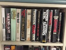 Complete Stephen King Collection - 71 Books - Hardcover - First Editions