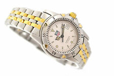 Vintage Tag Heuer 1500 Series Stainless Steel WD1421-PO Ladies Watch 1161