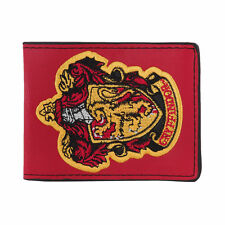 AWESOME HARRY POTTER GRYFFINDOR BADGE WALLET *BRAND NEW*