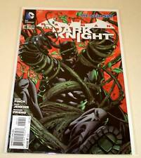 BATMAN The DARK KNIGHT # 4  DC Comic 2nd PRINTING VARIANT COVER EDITION  NM