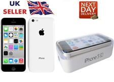 New iPhone 5c White 32GB Apple Brand Unlocked Sim Free Smart Phone Sealed Boxed