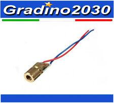 650nm 5mW Diodo Laser 5V Rosso