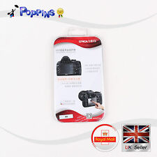 Canon 600D 6D 70D 750D 700D Camera LCD Screen Protector Optical Glass Cover