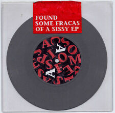 FOUND Some Fracas Of A Sissy EP 2008 German 3-track grey vinyl 7""