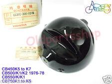 Honda CB750Four Headlight Case NOS CB450 CB500 CB550 CB750F 61301-300-020B CB750