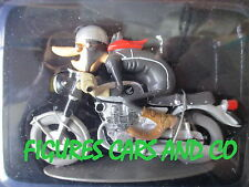 SERIE 2 MOTO JOE BAR TEAM 57 HONDA CB 450 1966 / JAMMIE TOUPARTERRE