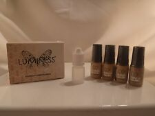 "Luminess Airbrush Makeup CC Concealer ""Ochre/Tan"" SAMPLE 5ml=.16oz you pick"