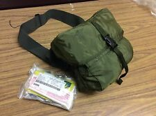 GENUINE MILITARY M3 -MEDIC BAG WITH A BASIC FIRST AID KIT INCLUDED