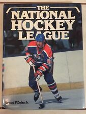 1986 THE NATIONAL HOCKEY LEAGUE Book WAYNE GRETZKY