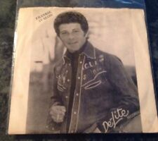 Frankie Avalon VENUS PROMO ONLY 1 sided Picture sleeve &45 rpm DDJ-1578 De-Lite
