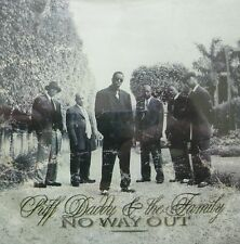 PUFF DADDY & THE FAMILY - No Way Out (CD)  FREE UK P+P ........................
