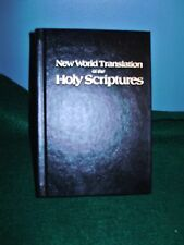 NEW WORLD TRANSLATION OF THE HOLY SCRIPTURES,2006, WATCHTOWER~HC/VG