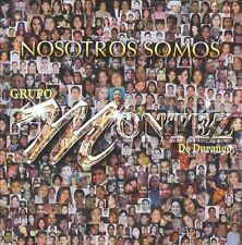 Nosotros Somos by Grupo Montéz de Durango (CD, Oct-2008, Disa)