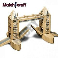 TOWER BRIDGE Matchstick KIT-hobbys matchcraft-NUOVO