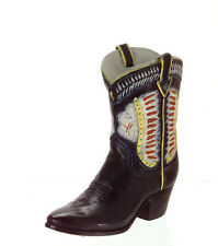Nostalga Native Pride Miniature Cowboy Boot