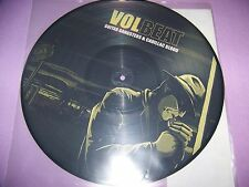 Volbeat Guitar Gangsters & Cadillac Blood Vinyl Picture Disc Lp New $19.99