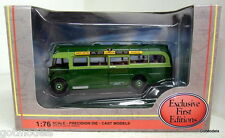 EFE 1/76 Scale 29908 AEC 10T10 Coach Green Line Route N diecast model bus