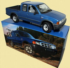 Dealer Models FOR AC8 089103 - Ford Ranger Metallic Blue 1/18th Scale  T48