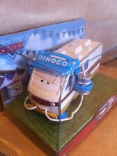 "DISNEY CARS DIECAST - ""Barry Diesel"" - (Very Rare) - Combined Postage"