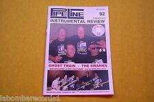 Pipeline instrumental review summer 2013  Nº92  the Swanks NEW  Ç