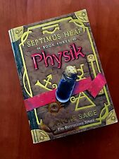 Septimus Heap Series PHYSIK Book #3 Angie Sage PAPERBACK Fantasy Adventure