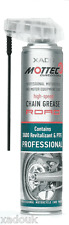 Mottec Professional High-Speed Motorcycle Bike Scooter Kart Chain Grease Lube