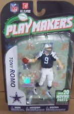 NFL Playmakers Tony Romo Dallas Cowboys 4in Action Figure McFarlane Toys