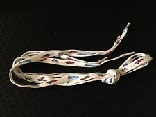 "Vintage 36"" Boys Children's Kids Name Shoelaces - JIMMY - New Old Stock 1980's"