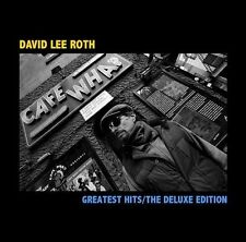Greatest Hits [CD/DVD] [Deluxe] by David Lee Roth (CD, Nov-2013, 2 Discs, Friday