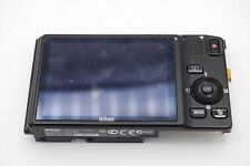 Panasonic Lumix DMC-LX7 Rear Back Cover Replacement Repair Part SILVER