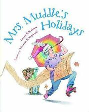 Mrs. Muddle's Holidays, Laura F. Nielsen, Good Condition, Book
