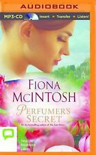 The Perfumer's Secret by Fiona McIntosh (2015, MP3 CD, Unabridged)