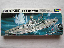 Revell h-482 Battleship uss Arizona 1:720 envoi groupé possible