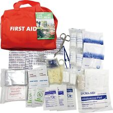 71 PIECES FIRST 1ST AID EMERGENCY MEDICAL KIT HOME OFFICE SPORTS CAMPING CAR