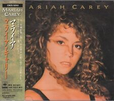 Mariah Carey JAPAN 1990 CD CBS/Sony ‎– CSCS 5253