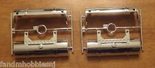 2 New Tamiya Bull Head Fuel Tank Chrome Tree for Body RC N Parts: 58089 / 58535