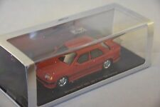 SPARK S1042 - MERCEDES 300 E AMG THE HAMMER 1987 ROUGE - 1/43