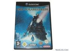 ## Der Polarexpress (Deutsch) Nintendo GameCube Spiel // GC & Wii - TOP ##