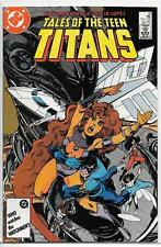 DC Comics The Tales Of The Teen Titans (1984 Series) # 81 NM