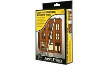 Woodland Scenics JP5715 - 'Just Plug' Light Diffusing Window Film - Track48 Post