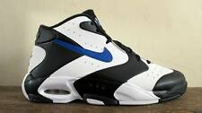 Nike Air Up ( black white blue ) sz 10.5 shoes penny 1 pippen air max uptempo