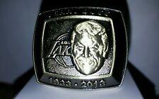 Los Angeles Lakers Dr. Jerry Buss Night Ring SGA 1/27/15 - Oversized & NIB