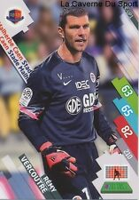 SMC-UP1 REMY VERCOUTRE # SM.CAEN CARD ADRENALYN FOOT 2015 PANINI