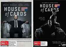 House Of Cards SEASONS 1 & 2 : NEW DVD